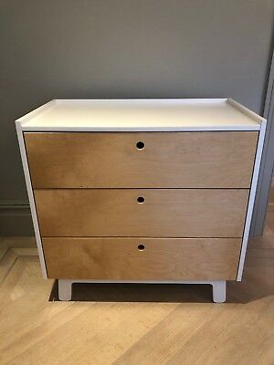 Baby changing dresser Ideas Oeuf Sparrow Baby Changing Dresser Nursery Chest Of Drawers Picclick Uk Oeuf Sparrow Baby Changing Dresser Nursery Chest Of Drawers