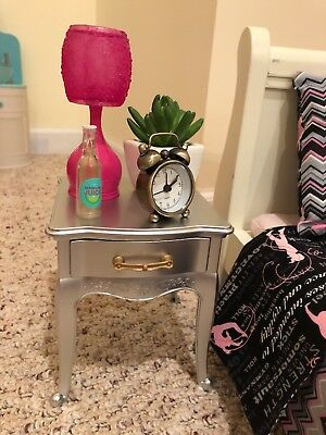 American Girl Doll Dolls Grand Hotel Sidetable Table Nightstand ONLY