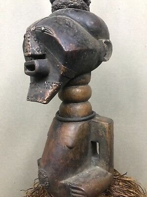 Large Powerful  Songye Nkisi Figure