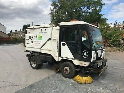 2011 Scarab Minor Road Sweeper - Choice Of 5 - Low Hours - Direct Council