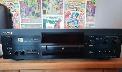 Sony JA20ES Mini Disc Player Recorder High Quality From Flagship ES Range GSP