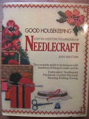 Judy Brittain-Encyclopedia of Needlecraft-Handarbeiten