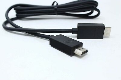 Official Microsoft XBOX ONE 360 High-Speed HDMI Cable Cord - 6ft - Genuine !!!