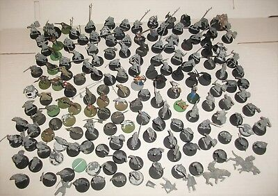 Warhammer Lord of the Rings plastic job lot for SPARES