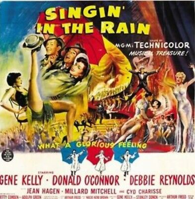 singing In The Rain Super 8mm Film