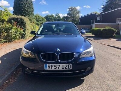 BMW 520d 5 Series SE Lovely Condition 1 Owner Full Service History 12 Months MOT