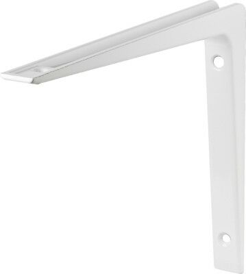 """Dolle Aluminum Console """"Purist"""" Diecast 250x200 White up to 70kg Shelf 350mm"""
