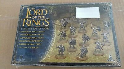 The Lord Of The Rings Lotr | Warriors Of Minas Tirith | Games Workshop Citadel