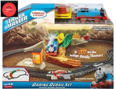 Thomas & Friends Trackmaster Daring Derail Play set Track Master Motorised Train