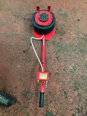 Quick Lift 2.5 ton Pneumatic Air Jack 3 bags, Long Handle, Car, Van Air Jack