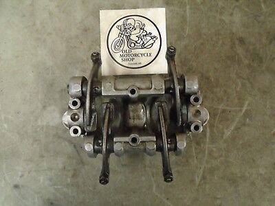 1972 Honda Cb750-4 K2 Cam Shaft Carrier & Rocker Arms