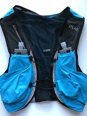 Salomon S/Lab Sense Ultra 8 Set Small Blue