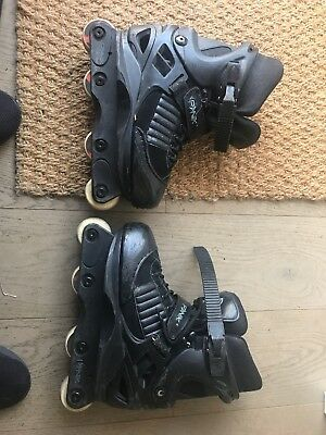 Anarchy Aggressive Inline Skates NOT Valo/Roces / usd / k2