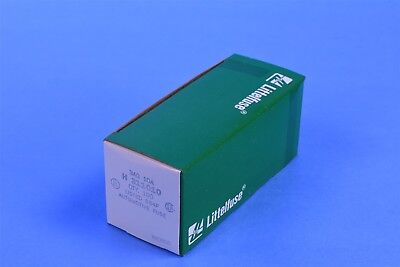 100 Littelfuse Fuse Cartridge Fast Acting 10A 250V 311 Series 0311010.H