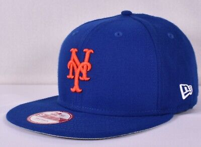 33b6cc0bce9 New Era MLB New York Mets Baycik 9FIFTY Snapback Cap (NEYMET SNAP 10581386)