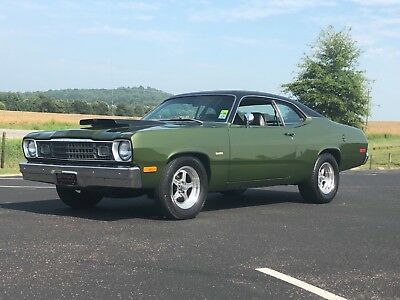 1974 Plymouth Duster  plymouth duster