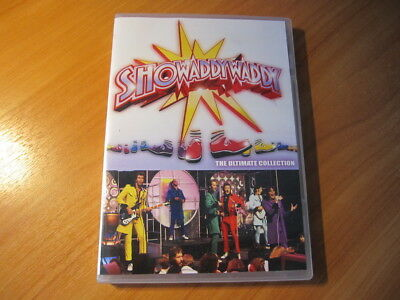 Showaddywaddy - The Ultimate Collection 2DVD