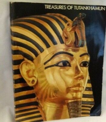 Treasures Of Tutankhamun National Gallery Of Art 1976