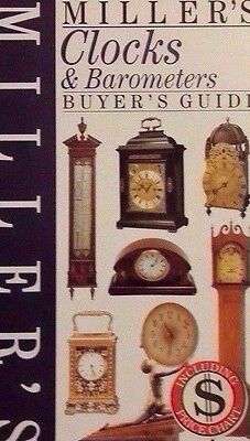 MILLERS CLOCK'S VALUE GUIDE COLLECTOR'S BOOK Barometer Skeleton Lantern  Wall++