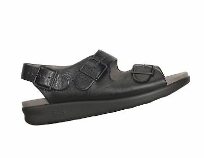 301a351feee San Antonio Shoe Womens Relaxed Leather Open Toe Casual Slingback Sandals