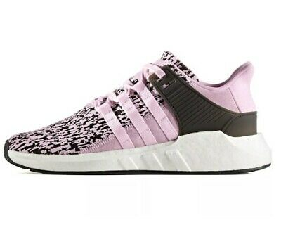 wholesale dealer 06c04 13dc5 Adidas Equipment EQT Support Boost 93-17 PINK Glitch Ultra NMD BZ0583 Men  SIZE 9