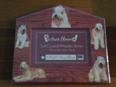 Wheaten Terrier Picture Frame NWT