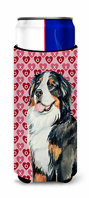 Bernese Mountain Dog Hearts Love and Valentine's Day Portrait Ultra Beverage Ins