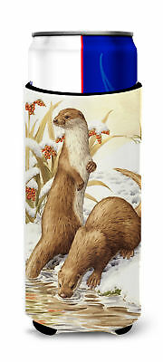 Otters & Gladon Irises Ultra Beverage Insulators for slim cans