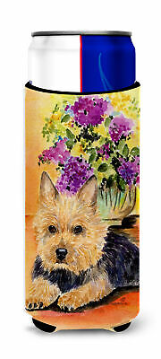Norwich Terrier Ultra Beverage Insulators for slim cans
