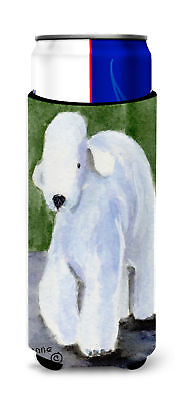 Bedlington Terrier Ultra Beverage Insulators for slim cans