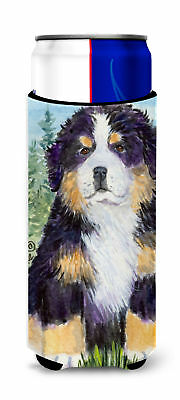 Bernese Mountain Dog Ultra Beverage Insulators for slim cans
