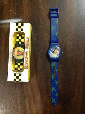 Anime Watches Lot Of 2: Oh! My Goddess And Speed Racer