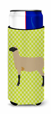 Hampshire Down Sheep Green Michelob Ultra Hugger for slim cans
