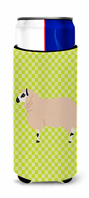 Kerry Hill Sheep Green Michelob Ultra Hugger for slim cans