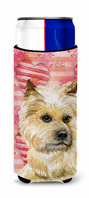 Cairn Terrier Love Michelob Ultra Hugger for slim cans