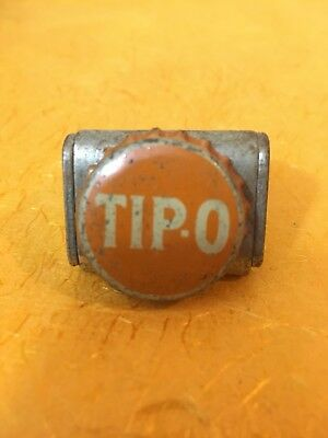 Tip-O soda bottle crown cap Raleigh NC