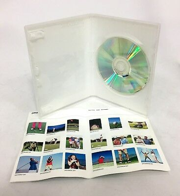 PhotoDisc TEE TIME V240 Stock Photography (Getty Photo CD, Golf Lifestyle)