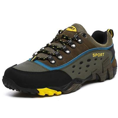 Men's Outdoor Hiking Shoes Trail Trekking Running Mountain Hikking Sneakers NEW