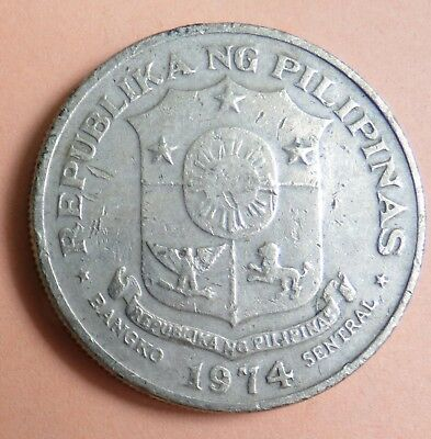 Philippines • 1 Piso • 1974 • KM 203 • Circulated