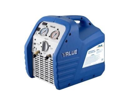 Value Refrigerant Recovery Unit With Filter & Hose - 3/4 Hp - Vrr12L Sv97