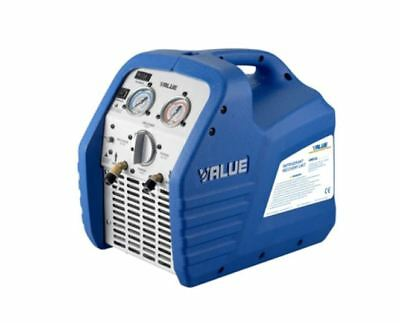 Value Refrigerant Recovery Unit With Filter & Hose 3/4 Hp - Vrr12L Sv97 1450Rpm