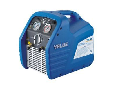 Value Refrigerant Recovery Unit With Filter & Hose - 1 Hp - Vrr24L Sv98