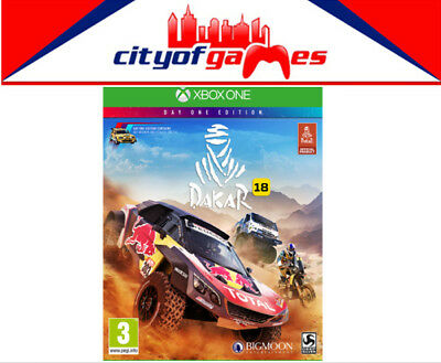 Dakar 18 Day One Edition Xbox One Game Brand New & Sealed In Stock