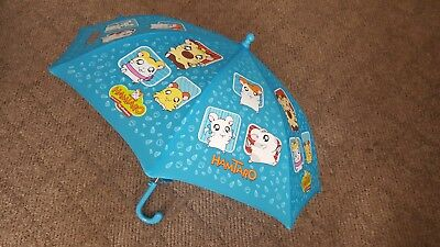 Hamtaro Childrens Blue Umbrella NEW with Tag