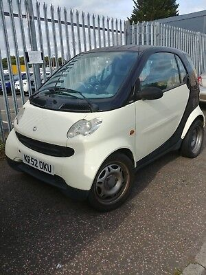 Smart car MCC City Coupe 2003