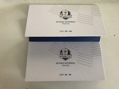 2x Ryder Cup Ticket Freitag, 28.09.2018