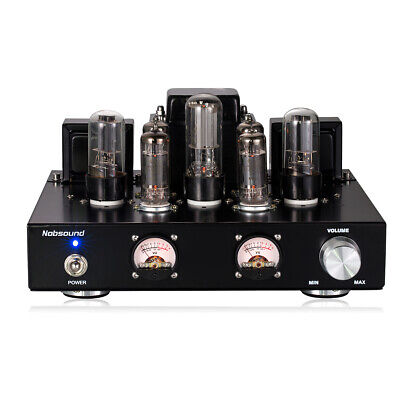 Douk Audio 6P1 Tube Integrated Amplifier Class A Single-Ended Power Amps Stereo
