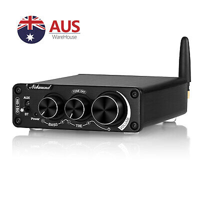 Douk Audio Bluetooth Amplifier HiFi Digital Amp Stereo 100W×2 with Power Supply
