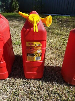 20L fuel containers