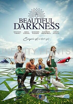 Beautiful Darkness Movie Film Poster A2 A3 A4